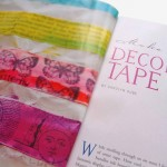 Somerset Studio article about making your own artist tape