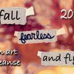 Fall Fearless and fly logo