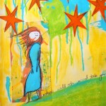 A Spark of Art-spiration by Carolyn Dube