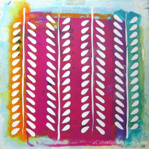 Ode to the Stencil with Carolyn Dube