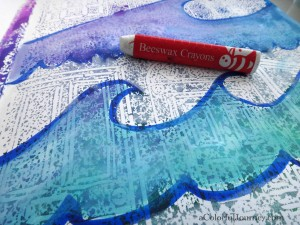 Travel Art Kit and Beachside Art Jouranling with Carolyn Dube