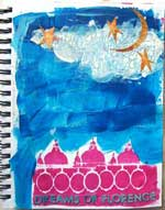 The Upside Down Art Journal Page thumbnail
