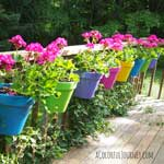 Painting Flower Pots…Learn From My Mistakes thumbnail