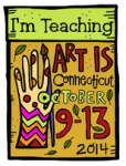 Teaching at Art Is You!