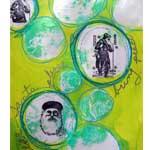 A Colorful Gelli Print Party thumbnail
