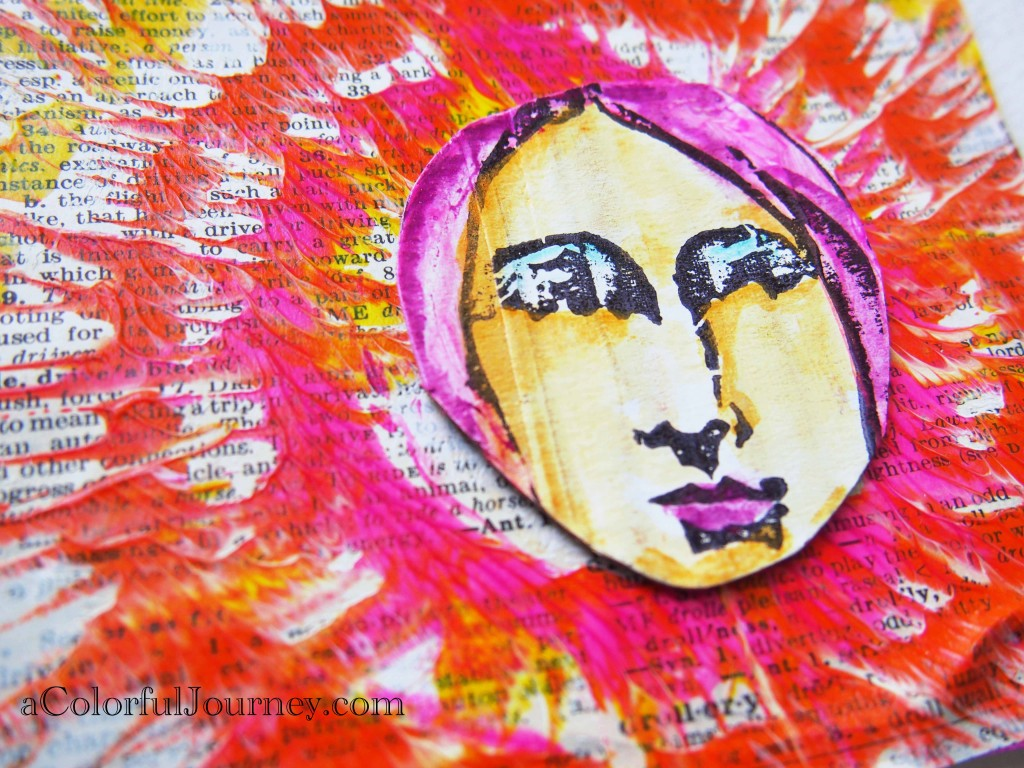 Video tutorial for A Colorful Gelli Print Party with Carolyn Dube