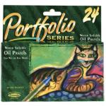 Portfolio Oil Pastels