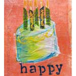A Painted Deli Paper Birthday Card thumbnail
