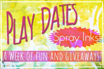 Play Dates with Carolyn Dube Come and have fun while exploring different supplies!