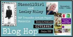 Video showing how to do an image transfer with Lesley Riley's TAP by Carolyn Dube