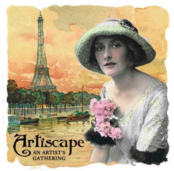 Excited to be teaching at Artiscape 2015!