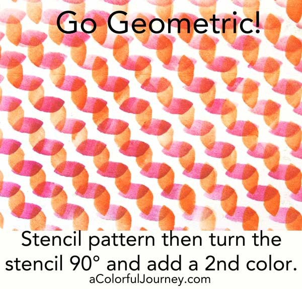 Layering stencils make it so easy! Video showing how to quickly create detailed patterns with Layer Me stencils from StencilGirl Products!