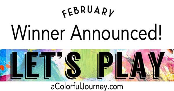 February Let's Play wrap up and winner announced!