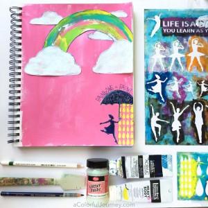Rainbows or Rain Drama with my Inner Critic thumbnail