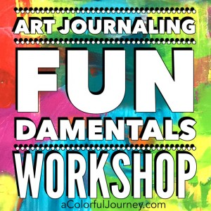 art-journaling-FUNdamentals-workshop-carolyn-dube