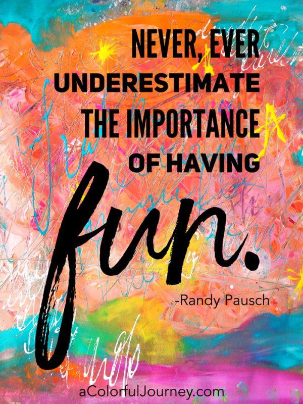 randy-pausch-quote-carolyn-dube-art