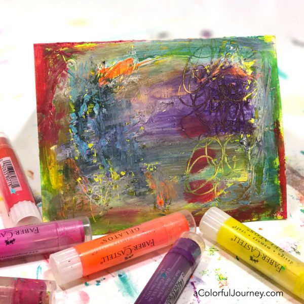 When Good Colors Go Bad...OOPS! by Carolyn Dube