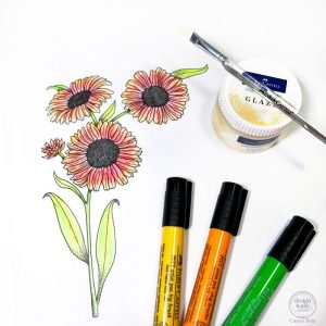 Watercolor Pencils Aren't Just for Water! thumbnail