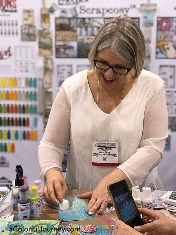 Creativation 2018 Recap by Carolyn Dube