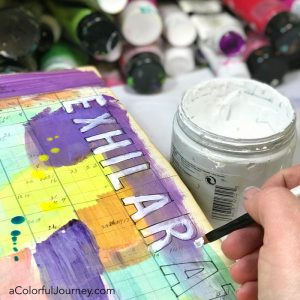 Capturing Exhilaration with Paint Splatters thumbnail