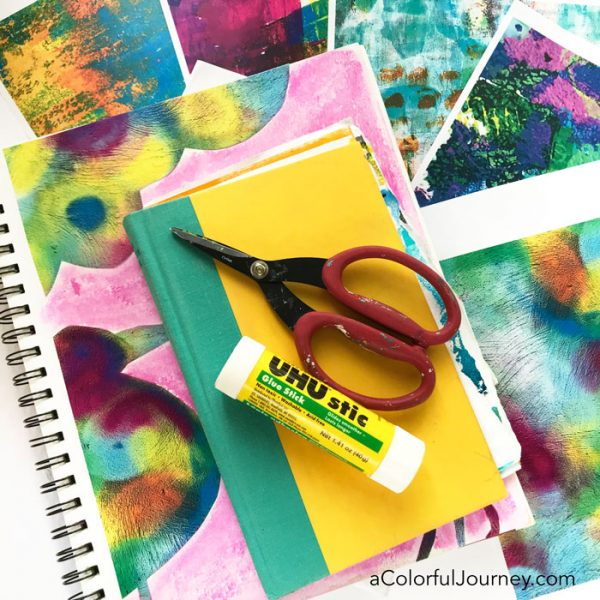 How to Decide What Art Supplies to Take on a Trip - Carolyn Dube