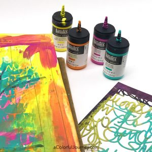 It's Handy to Use Acrylic Gouache in an Art Journal thumbnail