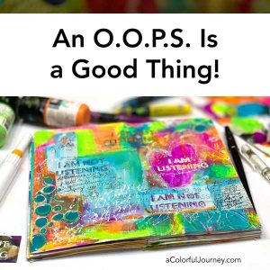 An O.O.P.S. Is a Good Thing! thumbnail