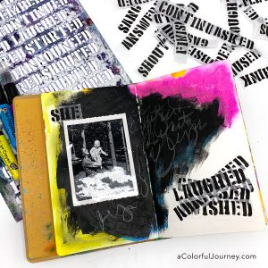 Making Tissue Paper Words & The Shoulds thumbnail