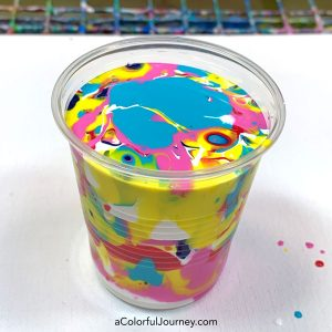 Two Reasons to Love Paint Pouring thumbnail